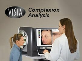 See more about the VISIA Complexion Analysis at PEAU Montreal