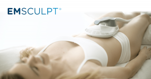 Emsculpt treatment