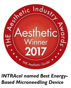 Aesthetic Industry Awards Winner